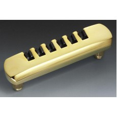 Schaller 492 Guitar Bridge Gold 230x230