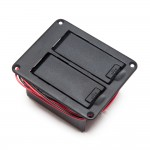 Gotoh 9V Battery Box - Double Unit
