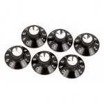 Fender Skirted Amplifier Knobs