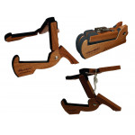 CooperStand Wooden Folding Ukulele Stand