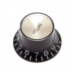 Top Hat / Bell Guitar Knob